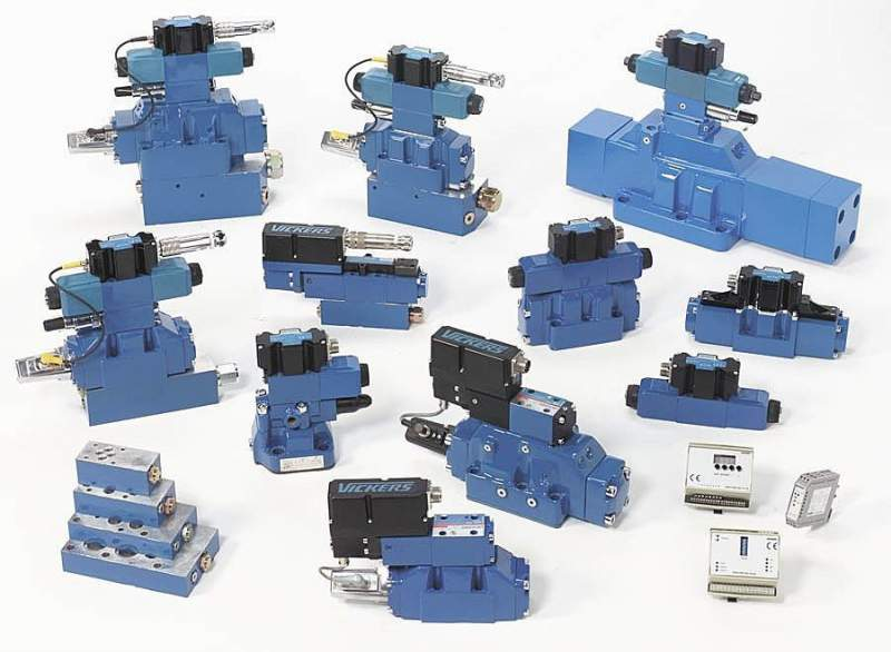 Hydraulic & Pnuematic Valves
