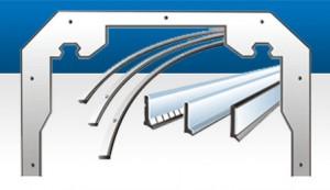 Custom Formed Way Wipers