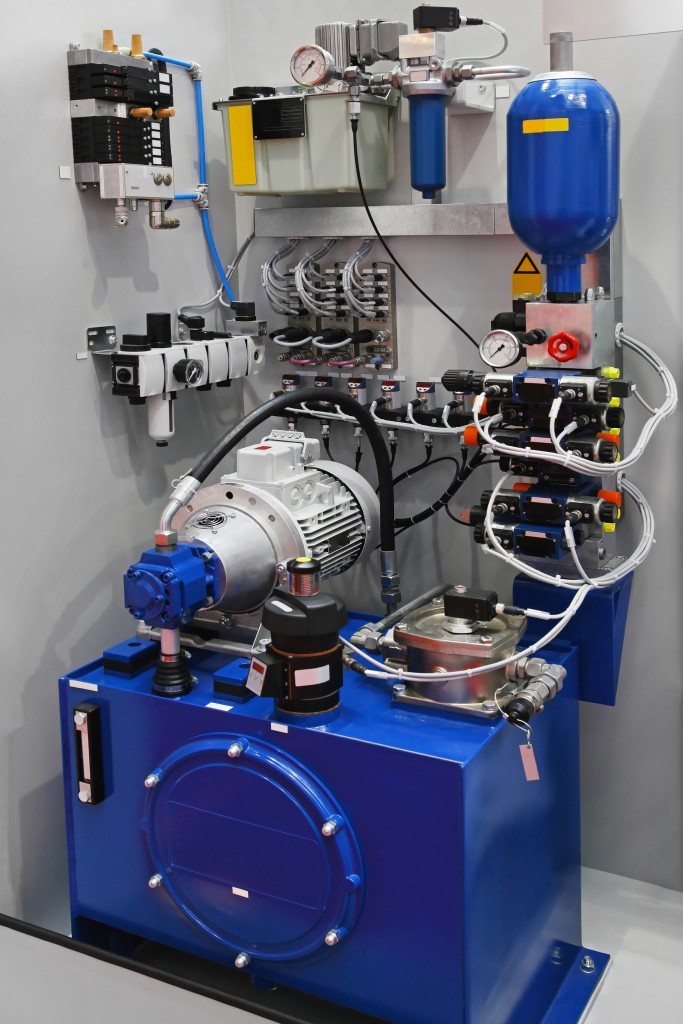SCS, Inc. can remanufacture all types of hydraulic power units.