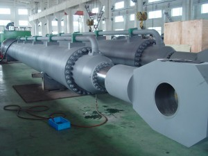 Custom Large Bore Cylinder