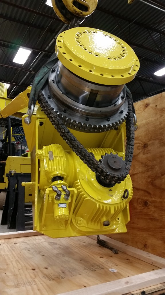 retrofit Nasa's F-1 Rocket Engine G4049  Vertical Telescopic Installation Cylinder